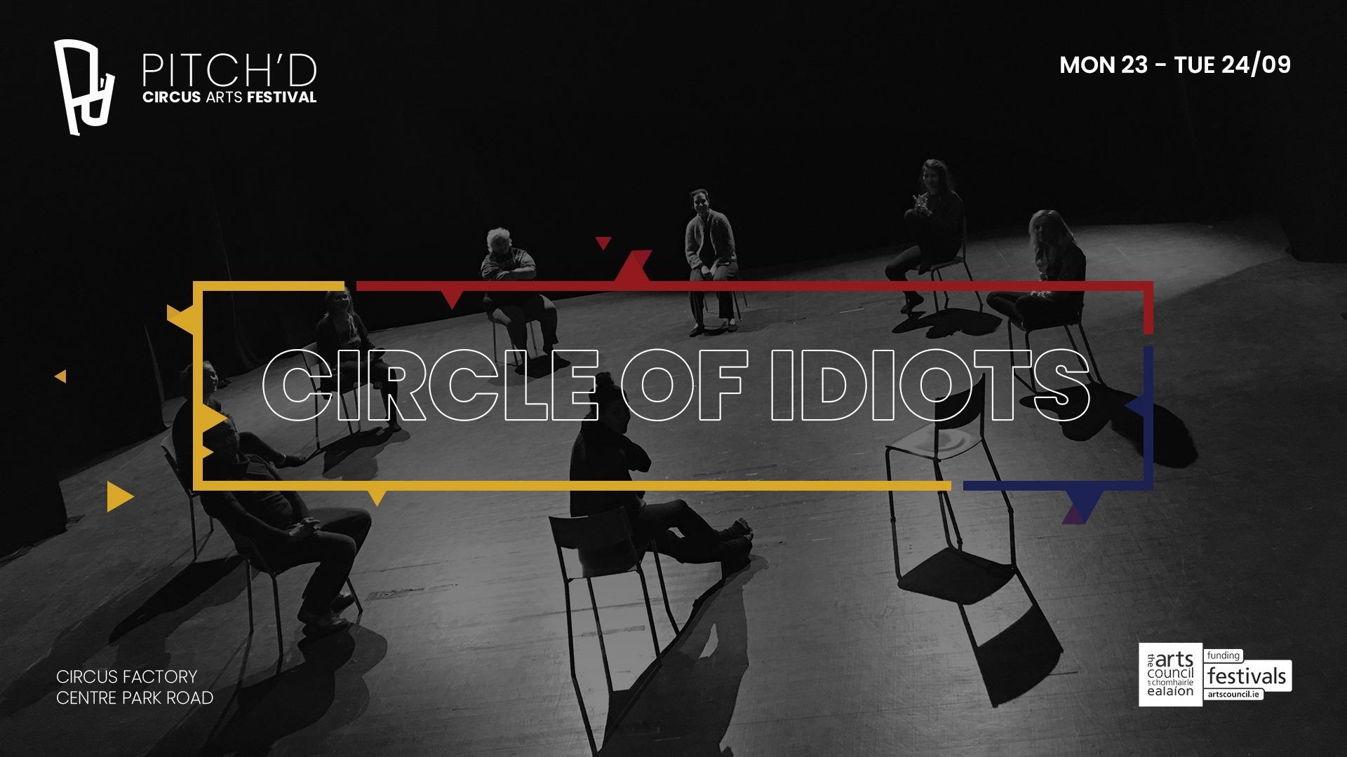 Poster - Circle of Idiots