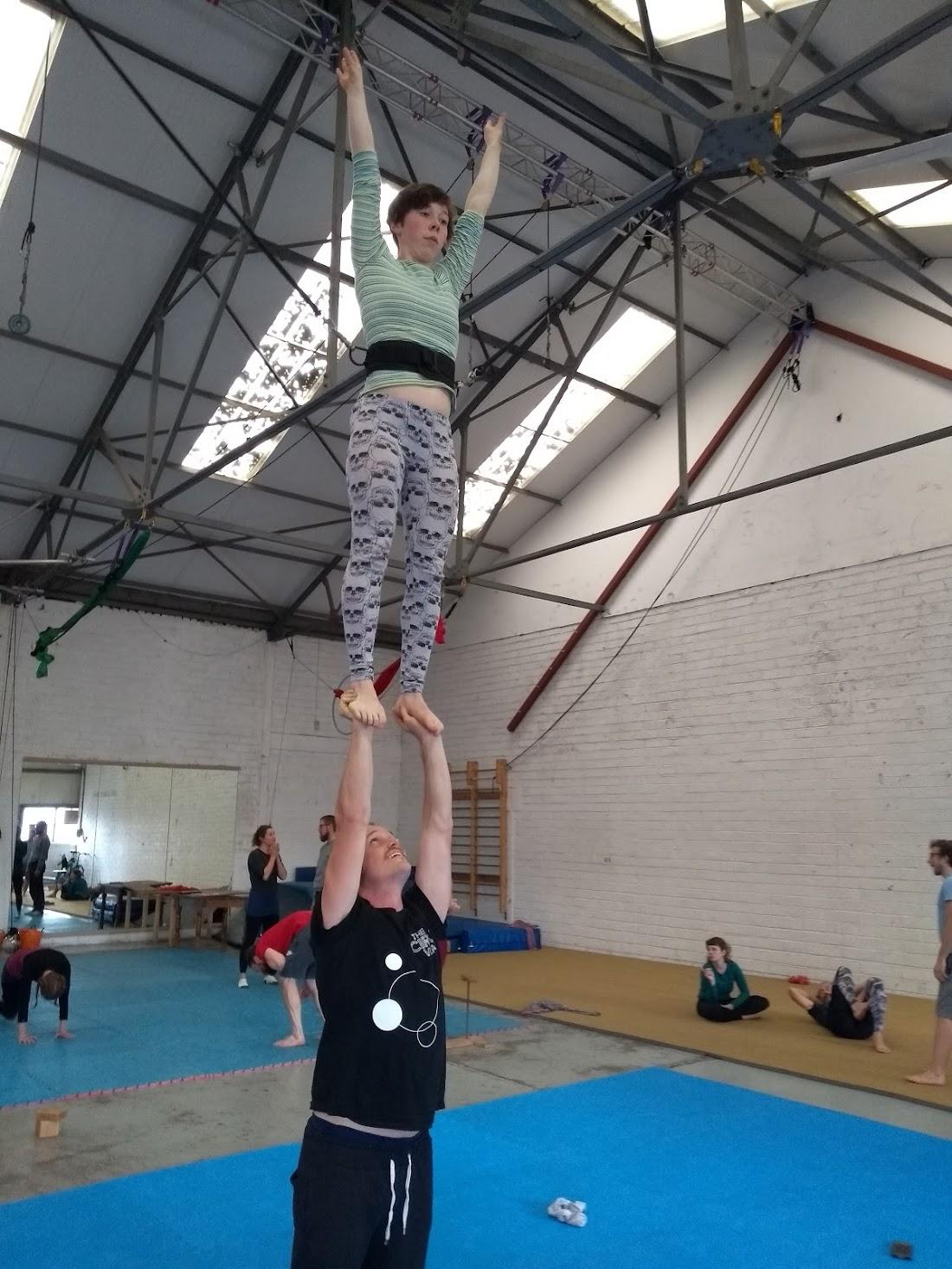 Acrobatic Classes
