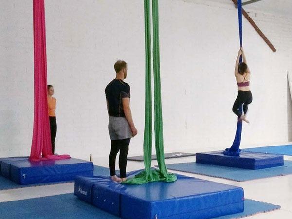 Acrobatic Workshop