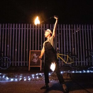 Circus Street Performance